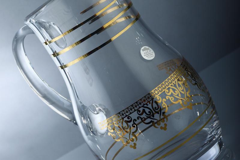Sürahi Ottoman Altın