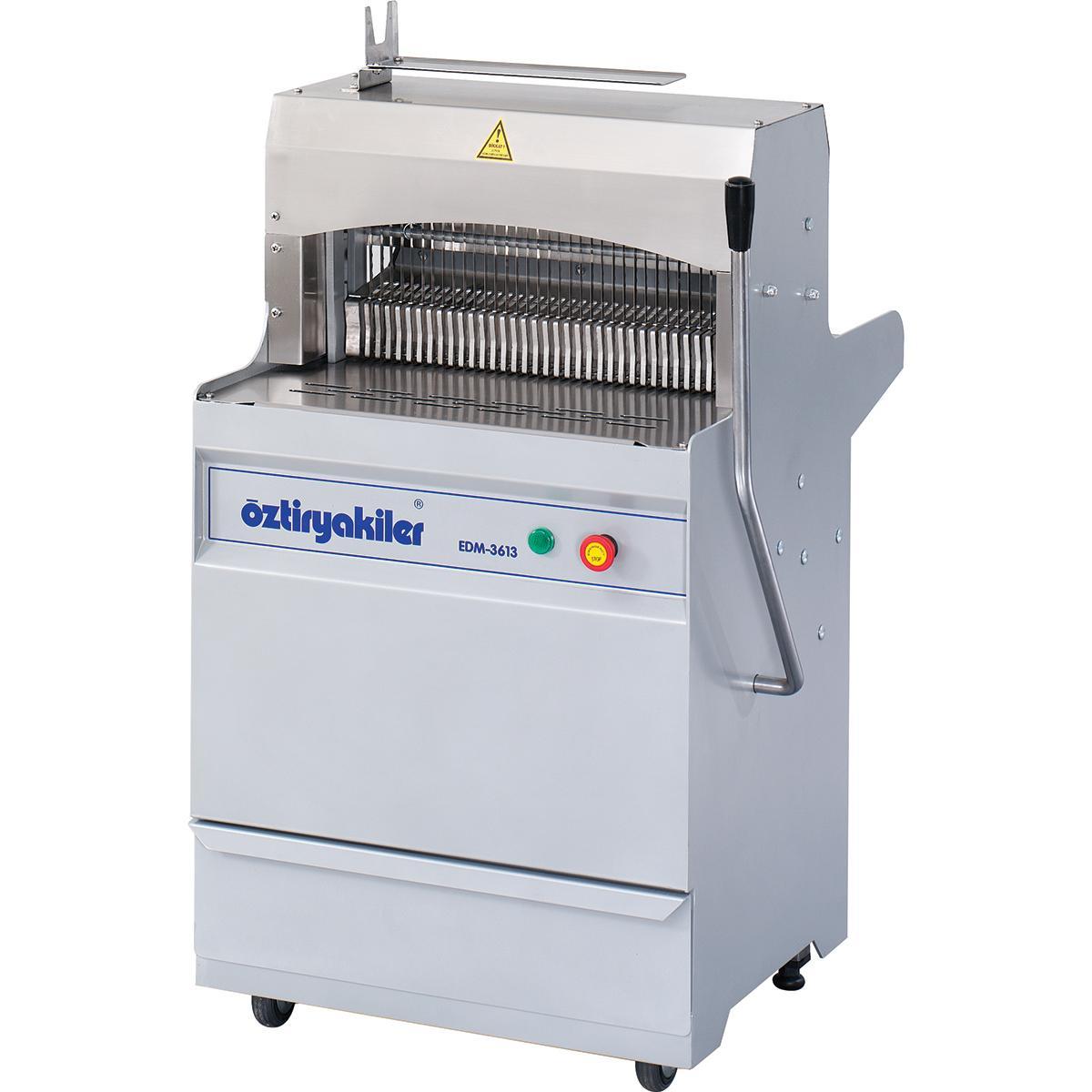 Öztiryakiler Ekmek Dilimleme Makinesi