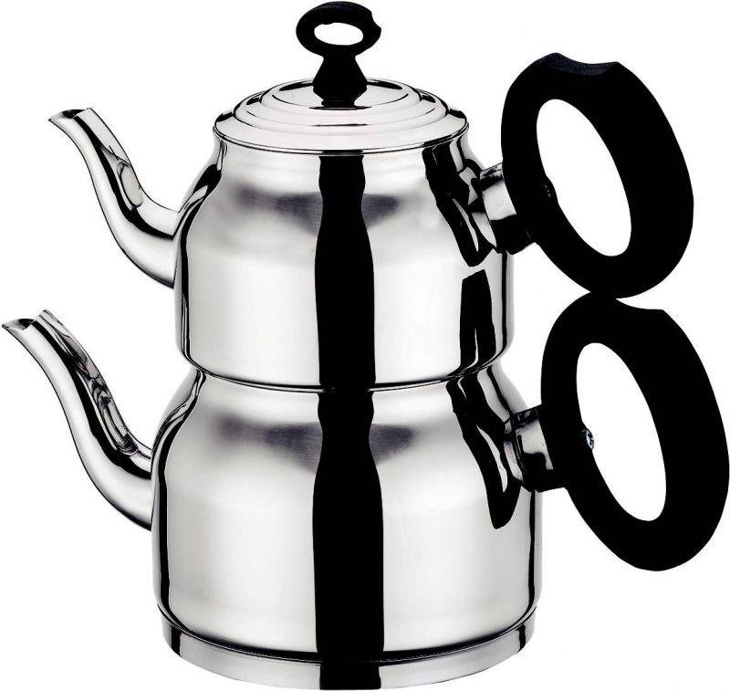 Mini Elips Çaydanlık Takımı