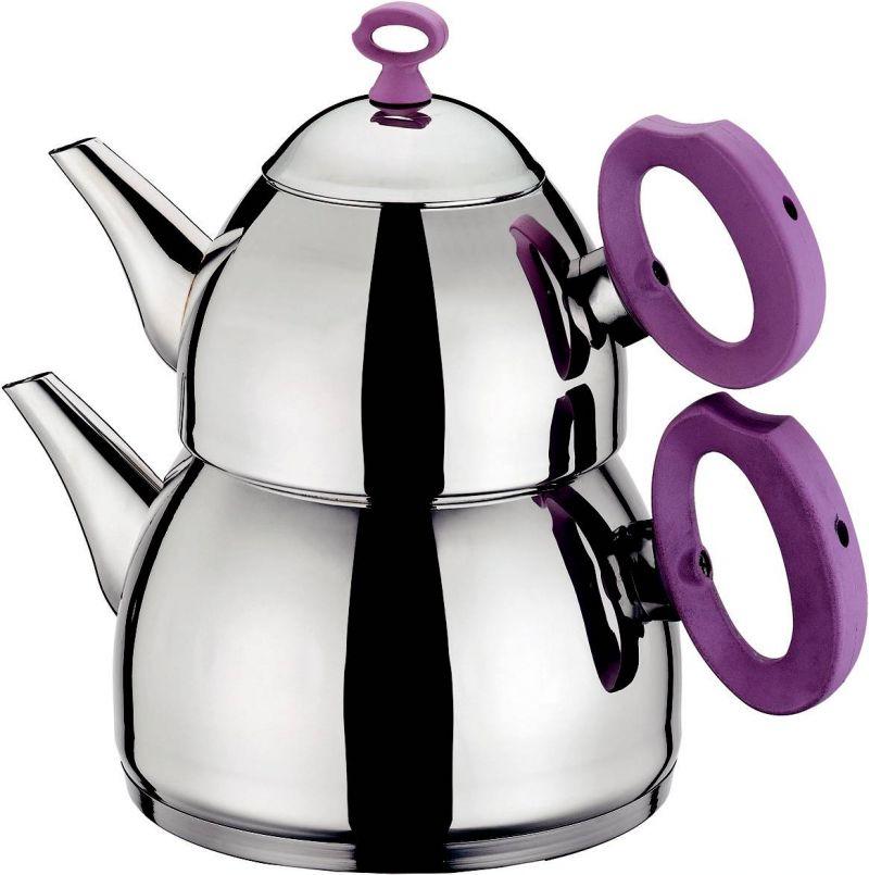 Orta Nazar Çaydanlık Takımı