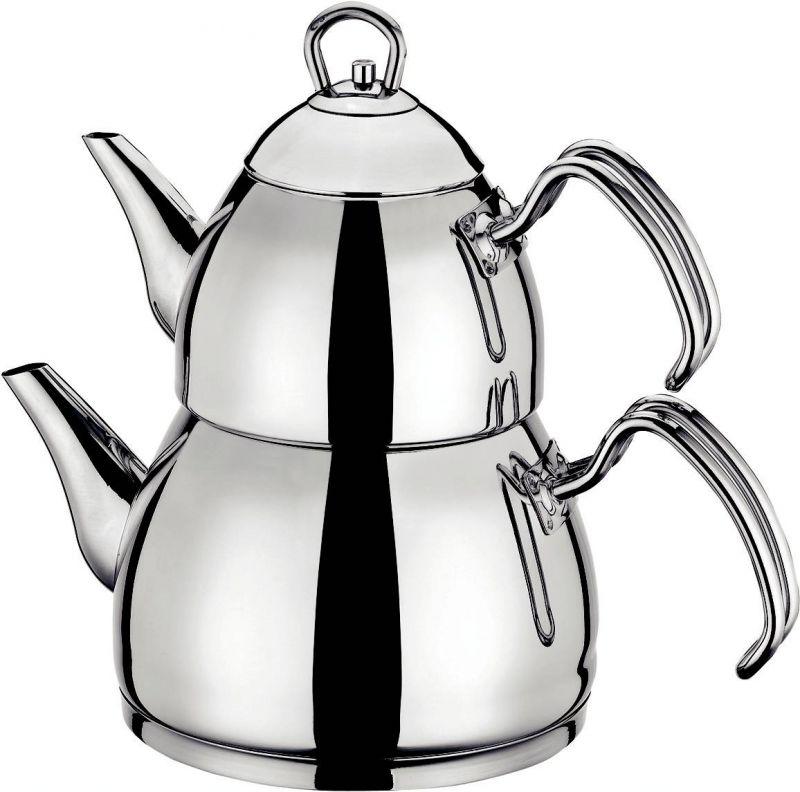Orta Akasya Çaydanlık Takımı