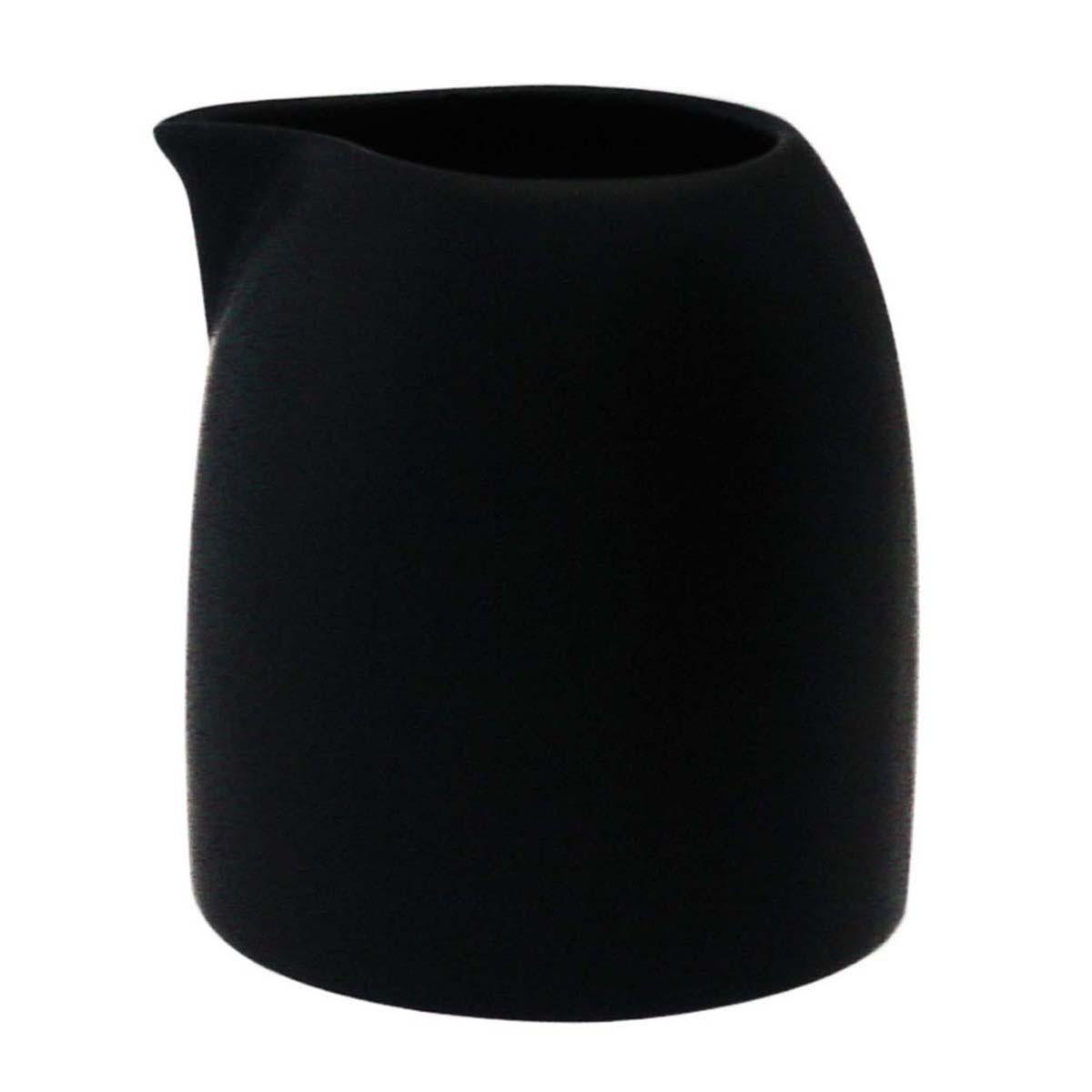 Guydegrenne Salam Model Siyah Porselen Sütlük 51 Cl