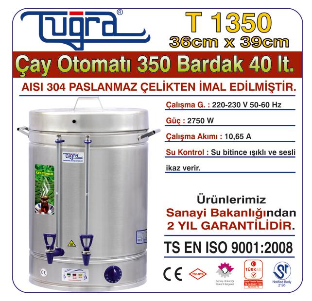 350 Bardak 36 Litre